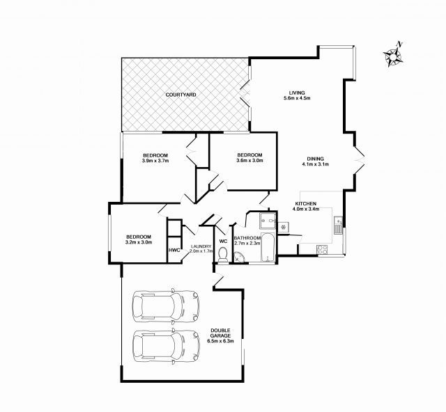1 drake place photoplan Interactive house plans