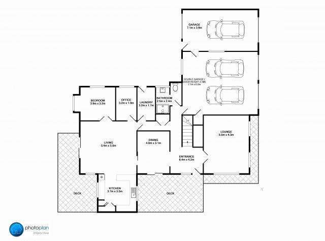 3 radford place photoplan for Photo plan