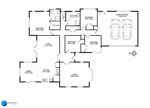 63 waiwherowhero drive photoplan Interactive house plans