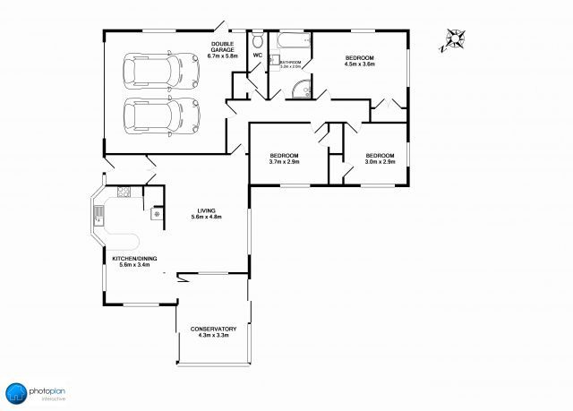 17 aldershot place photoplan Interactive house plans