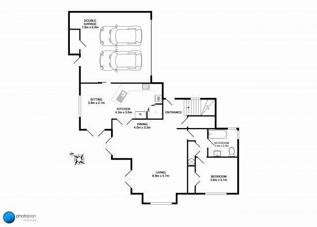 33 Anglesea Street Photoplan